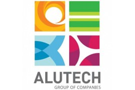 4000547 PRD2 Alutech Профиль воротный, цвет - A00-D6 (м)