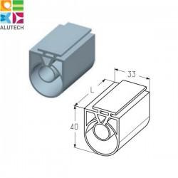 401510200 RSB04 Alutech Вставка уплотнительная (м)