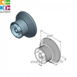 403030100 CD164H-5/4 Alutech Барабан (пара)