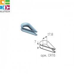 403950200 CRT-6 Alutech Коуш (шт.)