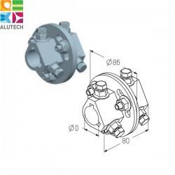 403710000 AC-1 Alutech Муфта соединительная (шт.)