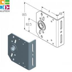 403430400 IB-127 Alutech Кронштейн промежуточный (шт.)