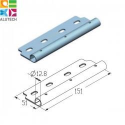 401240300 RP122 Alutech Накладка роликовая дуплексная верхняя (шт.)