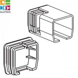 SGN.02.600 Alutech Заглушка для направляющей шины SG.02.002, SG.02.001 (шт)