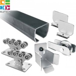 SG.01 Alutech Система роликов и направляющих для ворот весом до 450 кг (шт)