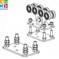 SG.02.200 Alutech Подставка для системы до 700 кг (шт)