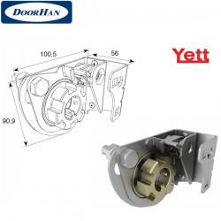 Y304R DoorHan Устройство защиты от разрыва пружины ПРАВОЕ для притолоки 135 мм