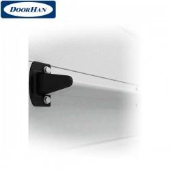 DPL01 DOORHAN Заглушка дельта профиля (черная) (шт.)