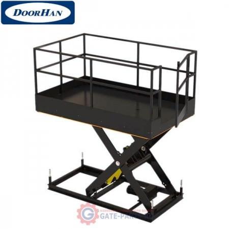 OELT DOORHAN Ограждение подъемного стола (п/м)