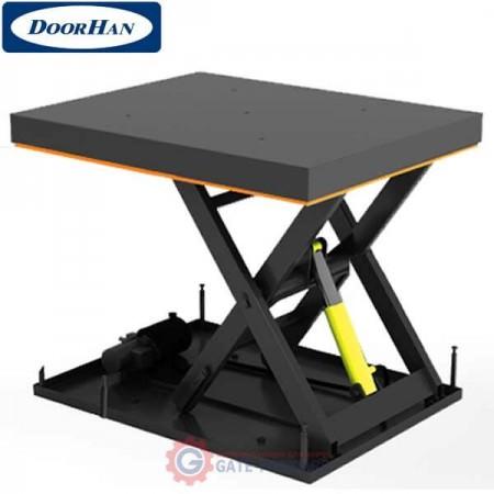 LT352050.3000.1400 DOORHAN Стол подъемный 3500х2000х500 Н1400 грузоподъемностью 3т (шт.)