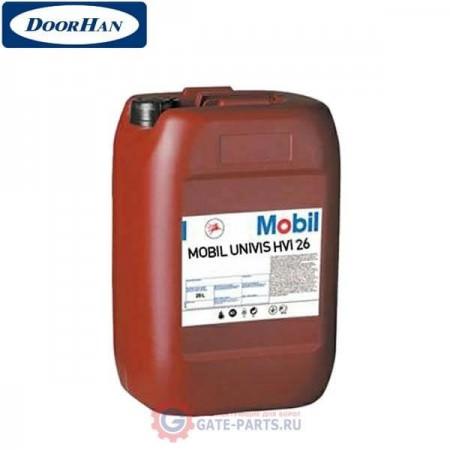 MMbHVI5L DOORHAN Масло для гидравлических систем Mobil HVI (канистра 5л.) (шт.)