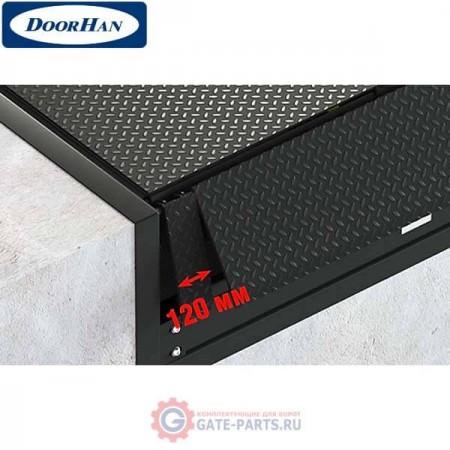 OE.DL01 DOORHAN Аппарель сегментированная для платформ с поворотной аппарелью (3 сегмента. Ширина сегмента 120мм) (шт.)