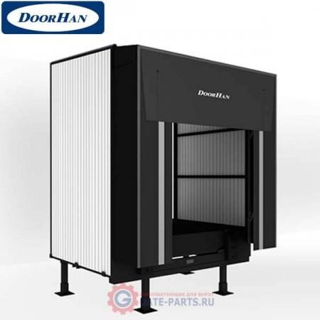 DHOUS45-2500(S) DOORHAN Тамбур перегрузочный стандартной серии 45 из с/панелей L-2500 (шт.)