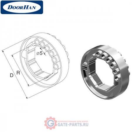 RD40 DoorHan Кольцо ригельное RD40