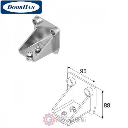 DHS20150 Крышка задняя для балки 95х88х5 DHS201060