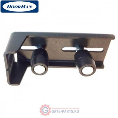 DHSN110/RAL9005 DOORHAN Направляющее устройство Revolution ( RAL9005) (Матовый Муар) (шт.)
