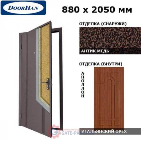 D-880-NO/AM/MPWI/AP/L/N/v Doorhan Дверь НЕО(O) - 880х2050, левая (шт.)