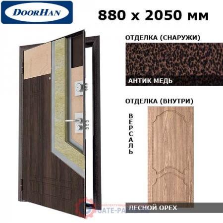 SD-880-P/AM/WN/VE/L/N Doorhan Дверь Премиум - 880х2050, левая (шт.)