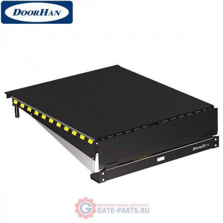 DLHHI3522-(06)C Doorhan Уравнительная платформа с поворот. аппарелью консольного типа 3500х2200 (до 6 тонн) (шт.)
