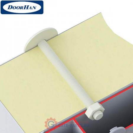 IDM01 Doorhan Комплект крепления №1 М12х160 на с/панель, 13 шт. (шт.)