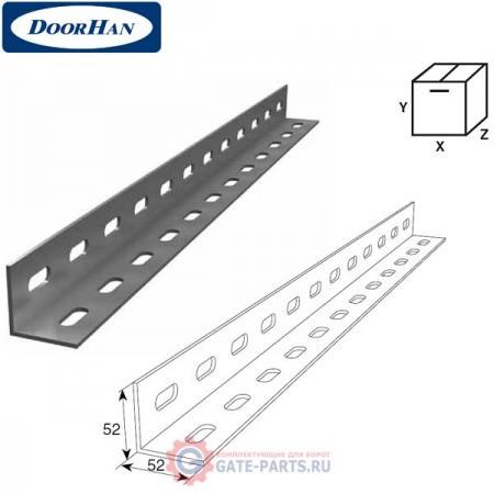 24607/M DOORHAN Установочный профиль (50х50х2 мм) (п/м)