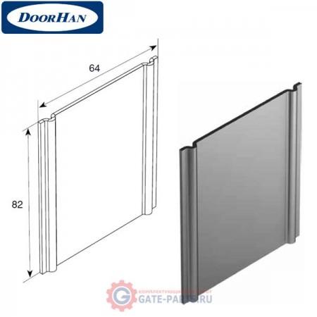 SPVPT31 DOORHAN Пластина крепления сдвоенных горизонтальных направляющих (шт.)