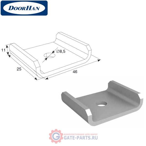 DH24615-1 DoorHan Скоба-1