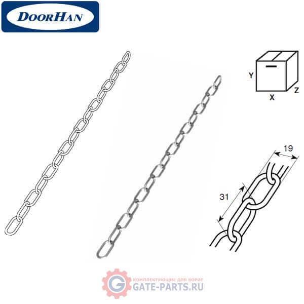 25020-1 DoorHan Цепь для ручного цепного привода