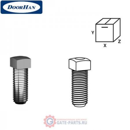 14003 DoorHan Болт специальный (3/8х1 1/2)