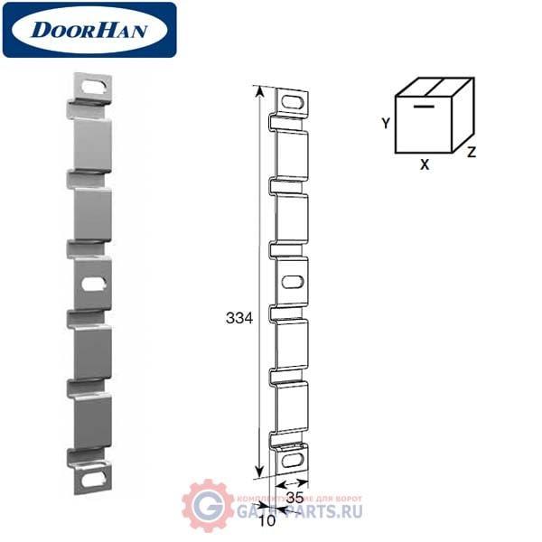 DH25236 DOORHAN Накладка для устройства безопасности (шт.)