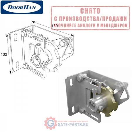 25449-2LM DoorHan Устройство защиты от разрыва ЛЕВОЙ пружины (250 кг) модифицированное