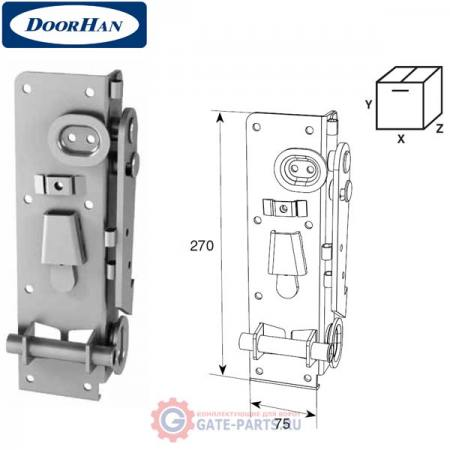 DH25240 DoorHan Устройство безопасности троса для ф3 и ф4