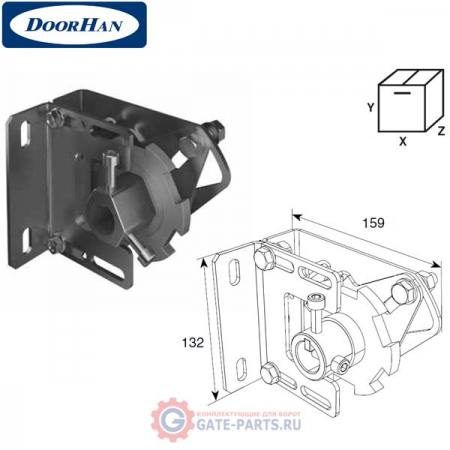 SSD-312L DOORHAN Устройство защиты от разрыва левой пружины Big с кронш. крепления к стене (шт.)