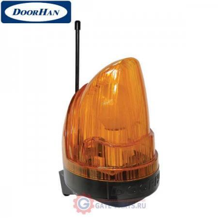LAMP Doorhan Лампа сигнальная с антенной 220В (шт.)