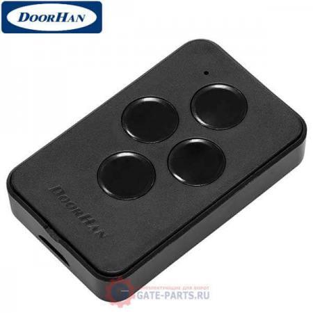 Transmitter 4PRO-Black Doorhan Пульт д/у 4-х канальный 433МГц для управления воротами и шлагбаумами