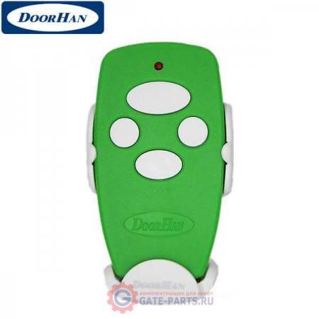 Transmitter 4-Green Doorhan Пульт д/у 4-х канальный 433МГц зеленый (шт.)