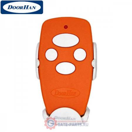 Transmitter 4-Orange Doorhan Пульт д/у 4-х канальный 433МГц оранжевый (шт.)