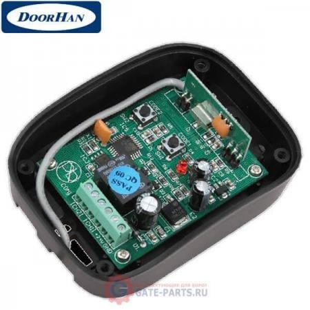 DHRE-2 Doorhan Приемник внешний 2-х канальный для управления автоматикой ворот и шлагбаумов