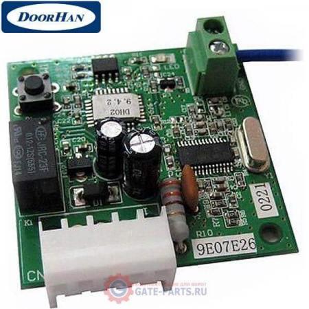 Receiver 433 Doorhan Приемник встраиваемый для пультов дистанционного управления DOORHAN