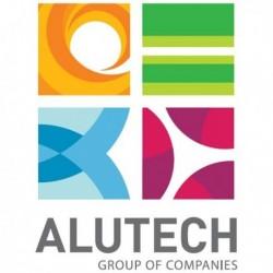 401420010 PRG14 Alutech Профиль концевой, цвет - RAL9002 (м)